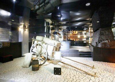 Unterirdisches Museum 2