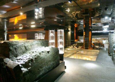 Unterirdisches Museum 3