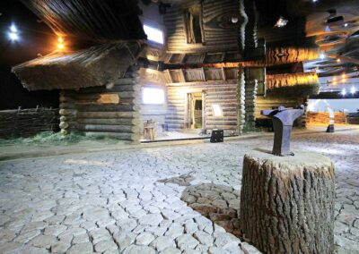 Unterirdisches Museum 5